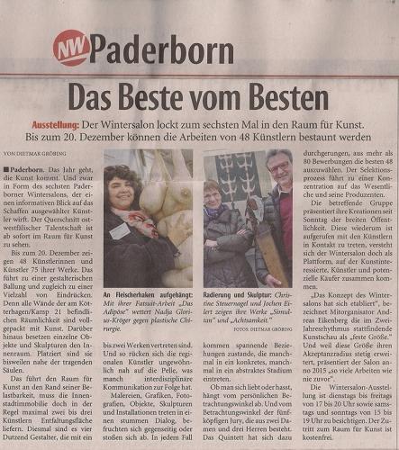Das Beste vom Besten / Sechster Paderborner Wintersalon