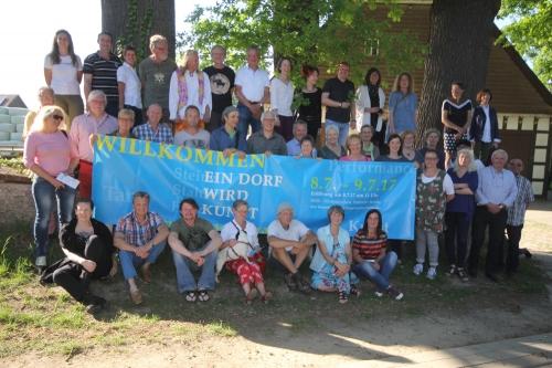 Ein Dorf wird Kunst / Suttorf